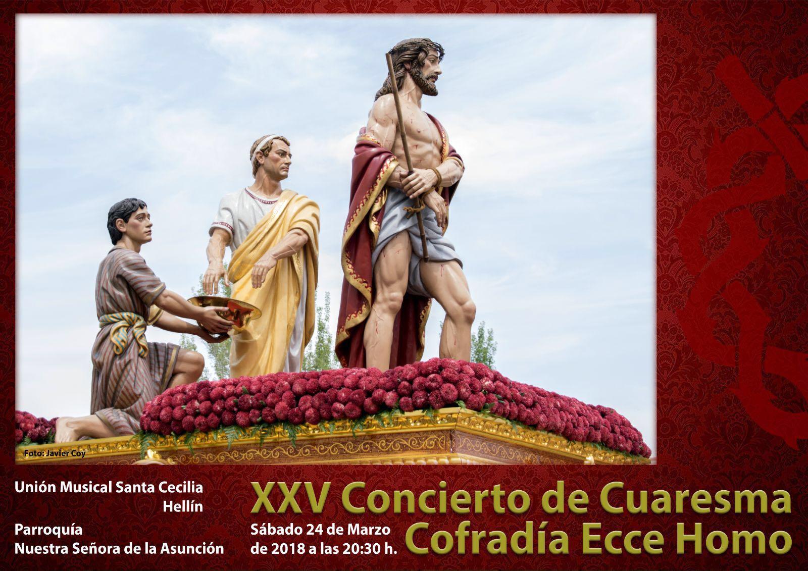 XXV Concierto Cuaresma 2018