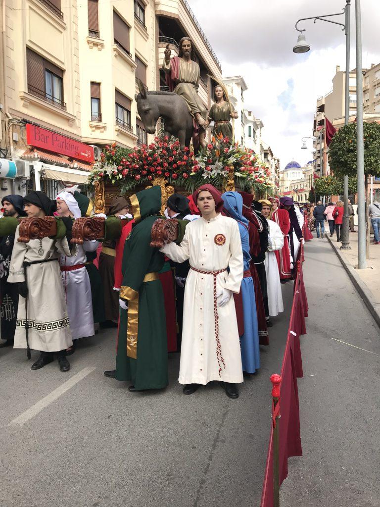 Domingo de Ramos 2018