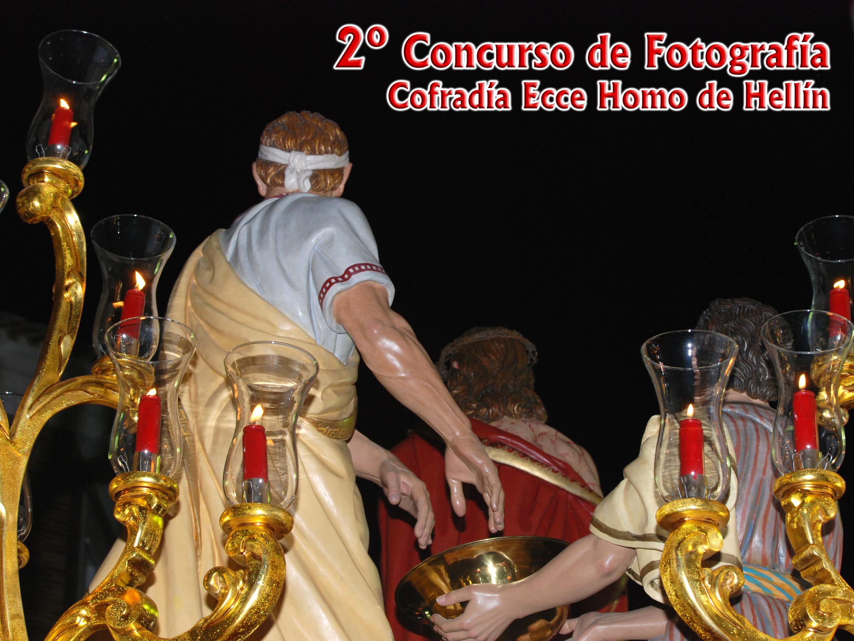 Cartel Concurso Fotografía Ecce-Homo Hellín